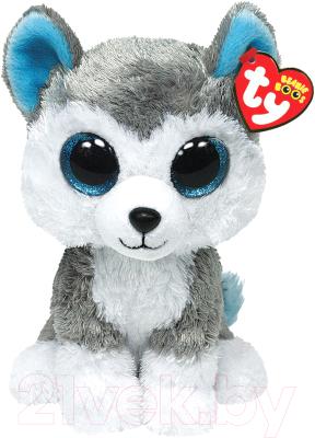 Мягкая игрушка TY Beanie Boo's. Волчонок Slush / 36902