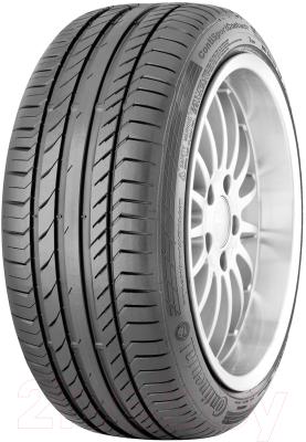 Летняя шина Continental ContiSportContact 5 285/45R19 111W Run-Flat