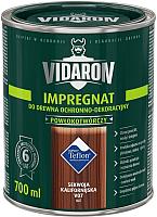 Защитно-декоративный состав Vidaron Impregnant V07 Калифорнийская секвойя (700мл) -
