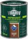 Защитно-декоративный состав Vidaron Impregnant V08 Королевский палисандр (700мл) -