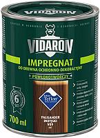 Защитно-декоративный состав Vidaron Impregnant V09 Индийский палисандр (700мл) -
