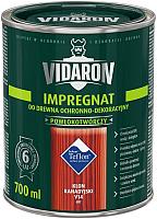 Защитно-декоративный состав Vidaron Impregnant V14 Канадский клен (700мл) -