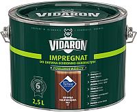 Защитно-декоративный состав Vidaron Impregnant V07 Калифорнийская секвойя (2.5л) -