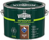 Защитно-декоративный состав Vidaron Impregnant V08 Королевский палисандр (2.5л) -