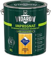 Защитно-декоративный состав Vidaron Impregnant V03 Белая акация (9л) -