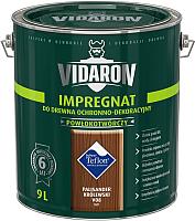 Защитно-декоративный состав Vidaron Impregnant V08 Королевский палисандр (9л ) -