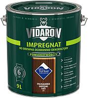 Защитно-декоративный состав Vidaron Impregnant V09 Индийский палисандр (9л) -