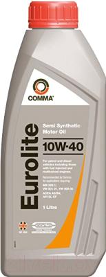 Моторное масло Comma Eurolite 10W40 / EUL1L (1л)