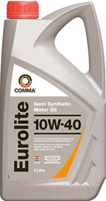 Моторное масло Comma Eurolite 10W40 / EUL2L (2л)