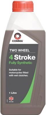 Моторное масло Comma Two Wheel 4 Stroke Fully Synthetic 5W40 /  FSTFS1L (1л)