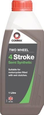 Моторное масло Comma Two Wheel 4 Stroke 10W40 / FSTSS1L (1л)