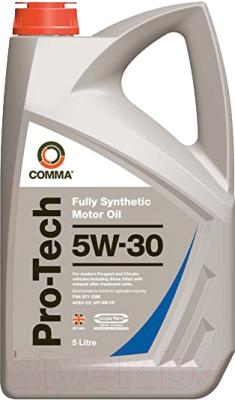 Моторное масло Comma Pro-Tech 5W30 / PTC5L (5л)