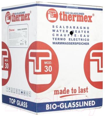 Накопительный водонагреватель Thermex ESS 30V Silverheat