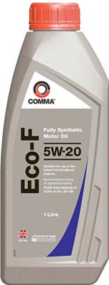 Моторное масло Comma Eco-F 5W20 / ECF1L (1л)