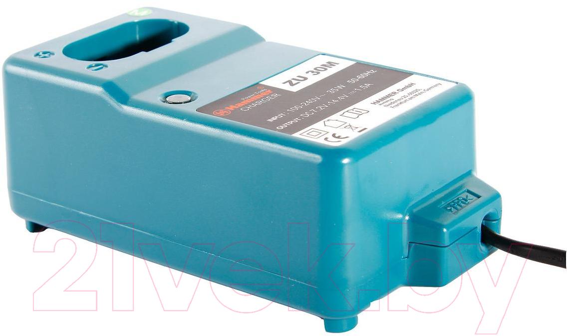 Купить Зарядное устройство для электроинструмента Hammer, Flex ZU 30M, Китай