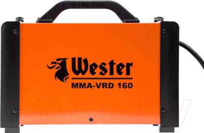 Инвертор сварочный Wester MMA-VRD 160