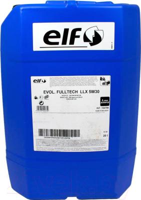 Моторное масло Elf Evolution Fulltech LLX 5W30 / 194786 (20л)