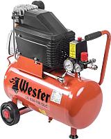 Воздушный компрессор Wester LE 024-150 OLC -