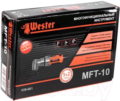 Пневматический мультитул Wester MFT-10
