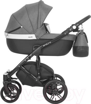 Детская универсальная коляска Expander Enduro 3 в 1 (03/white)