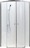 Душевой уголок Adema Glass-100 / AG5122-100 (прозрачное стекло) -