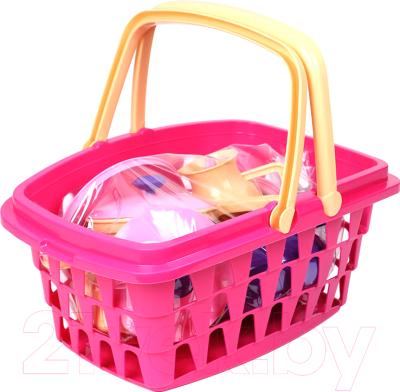 Набор игрушечной посуды ТехноК Набор посуды 4449