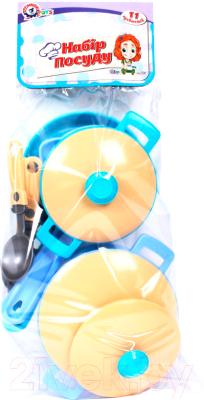 Набор игрушечной посуды ТехноК Набор посуды 4432