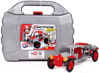 Конструктор ТехноК Авто 3855