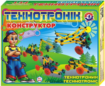 Конструктор ТехноК Технотроник 0830