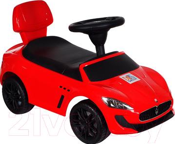 Каталка детская Chi Lok Bo Мазерати 353R (красный)