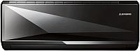 Сплит-система Mitsubishi Heavy Industries SRK25ZXA-SB/SRC25ZXA-S (черный) -