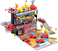 Паркинг Play Smart Пожарная станция 3041 -