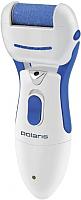 Электропилка для ног Polaris PSR 1016R (белый/синий) -