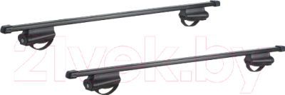 Багажник на рейлинги Lux 844024