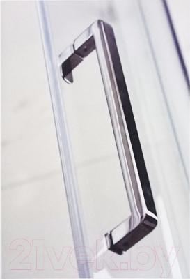 Душевой уголок Adema Supreme / AG7726-100 (прозрачное стекло)