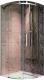 Душевое ограждение Adema Supreme / AG7726-90 (прозрачное стекло) -
