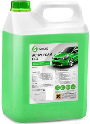 Автошампунь Grass Active Foam Eco 800029 (22кг)