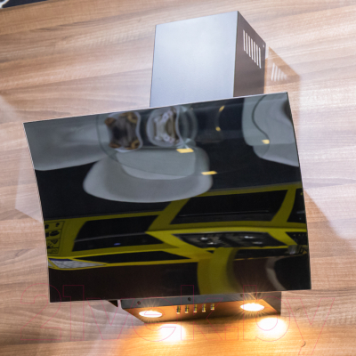 Вытяжка декоративная Maunfeld Blast Push 60 (черный)