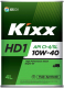 Моторное масло Kixx Fully Synthetic HD1 10W40 / L206144TE1 (4л) -
