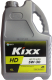 Моторное масло Kixx Semi Synthetic HD 5W30 / L525736 (6л) -