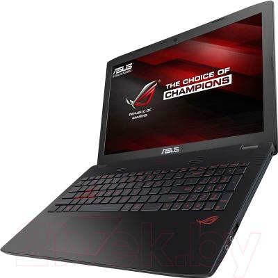 Игровой ноутбук Asus GL552VX(SKL)-DM448
