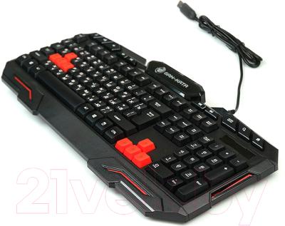 Клавиатура Dialog Gan-Kata KGK-11U (черный)