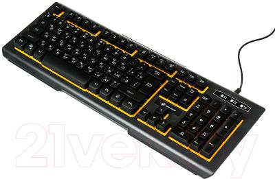Клавиатура Dialog Gan-Kata KGK-21U (черный)