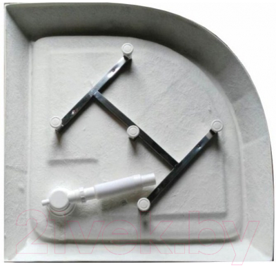 Душевой поддон Adema Glass/Supreme / AG7726/5122-90
