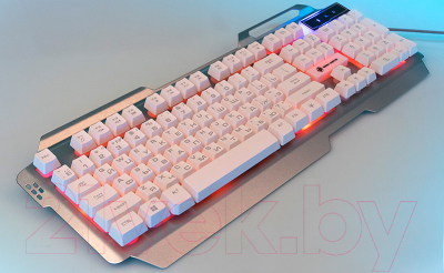 Клавиатура Dialog Gan-Kata KGK-25U (серебристый)