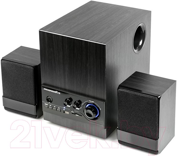 Купить Мультимедиа акустика Dialog, Progressive AP-170, Китай, черный