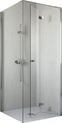 Душевая дверь Radaway Essenza New KDJ-B 90 R / 385082-01-01R
