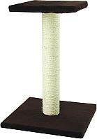 Лежанка-когтеточка UrbanCat SP64-01-05 (темно-коричневый) -