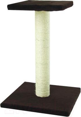 Лежанка-когтеточка UrbanCat SP64-01-05 (темно-коричневый)