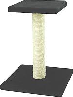 Лежанка-когтеточка UrbanCat SP54-01-01 (черный) -